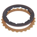 Kevlar clutch friction discs with steel discs kit - GG TXT 125/250/280/300