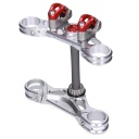 Fork and handlebar clamps Assy, Adjustable, D.39