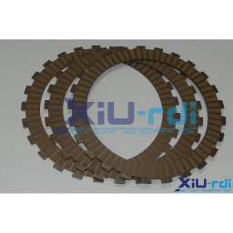 [22300-XVA-0001] Kevlar clutch discs Kit, 3 units set