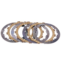 [22310-XVA-0001] Kevlar clutch friction and steel discs Kit, Vertigo <2019