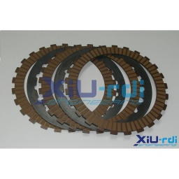 Kevlar clutch friction discs Kit TRS & JOTAGAS (10.00mm pack)